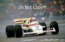 Marc Surer Arrows A6 French Grand Prix 1984 Photograph