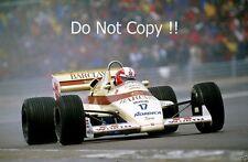 Marc Surer Arrows A6 French Grand Prix 1984 Photograph