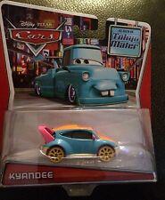 "DISNEY PIXAR CARS 2 KYANDEE 2014 RELEASE  ""TOKYO MATER SERIES"" VHTF"