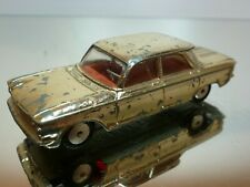 CORGI TOYS 229 CHEVROLET CORVAIR from GS20 - GOLD 1:43 - GOOD CONDITION