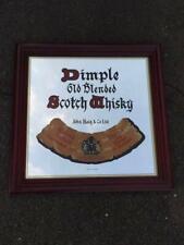 Dimple Scotch Whisky Pub Mirror #10807