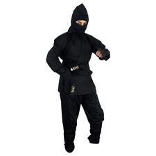 Ninja Uniforme Halloween Disfraz Fiesta Diversión Traje Niños Adultos Niños