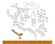 Buick GM OEM 97-01 Century Seat Track-Adjust Cover 10273731