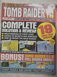 75829 Complete Solutions Tomb Raider III
