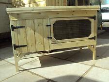 Rabbit /Guinea pig hutch 4ft heavy duty