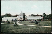 BALTIMORE MD Patterson Park Conservatory Antique Postcard Vtg Old Maryland PC