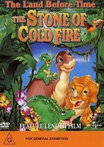 The Land Before Time : The Stone Of Cold Fire : (DVD,2013) NEW+SEALED