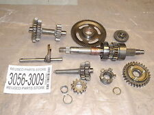 2006 ARCTIC CAT 650 V2 4X4 ATV FOURWHEELER MISC TRANSMISSION GEARS AND SHAFT