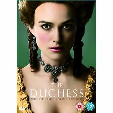Duchess - The Duchess - Keira Knghtly & Ralph Fiennes (DVD) New & Sealed