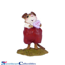 Wee Forest Folk 2016 He Luvs u! M563 Limited 300