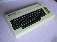 Commodore VC20 (VIC20) frühes Model(PAL)BLOCKTASTATUR (PET Style)