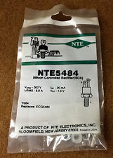 NEW NTE Electronics NTE5484 Silicon Controlled Rectifier (SCR) 8 Amp, TO64