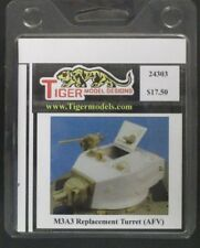 Tiger Model Designs 1/35th Scale M3A3 Replacement Turret for AFV Club Item 24303