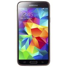 Samsung-Teléfono Celular Galaxy S 5 (Desbloqueado) - oro