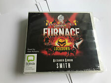 Lockdown by Alexander Gordon Smith (CD-Audio, 2010) AUDIOBOOK 7 CD NEW SEALED