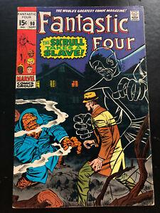 Fantastic Four #90 VG/FN (5.0)