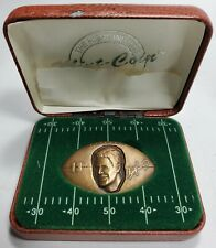 The Highland Mint Dan Marino #13 QB Miami Dolphins Bronze Limited Edition Coin