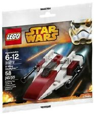 Lego Star Wars A-Wing Starfighter 30272 Polybag Sealed