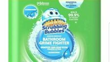 (4 pk.) 20 oz., Scrubbing Bubbles Foaming Bathroom Cleaner Scent: Rainshower