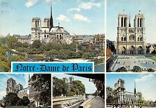 France Les Merveilles de Paris Divers aspects de la Cathedrale Notre Dame