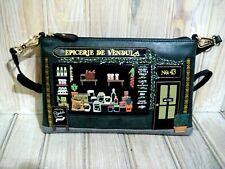 VENDULA London sac pochette EPICERIE de Vendula vert 54€ neuf aut/hiv 2019/2020