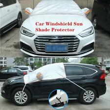 Aluminum Flm Car Windshield Cover Sun Shade Protector Snow Anti-frost Universal