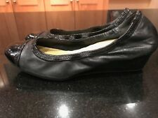 Cole Haan Milly Black Heels Womens D38134 Size 8.5 B