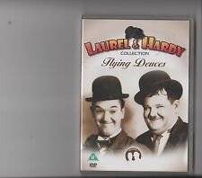LAUREL AND HARDY FLYING DEUCES DVD BLACK AND WHITE RETRO STAN OLIVER