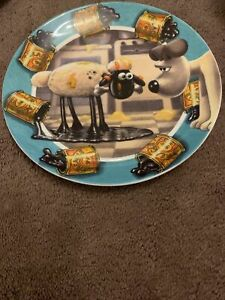 Compton And Woodhouse Wallace And Gromit Plate