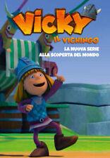 Vicky Il Vichingo - La Nuova Serie Vol. 5-08 - Alla Scoperta Del Mondo (4 Dvd)