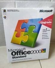 Microsoft Office 2000 Nuevo Y Sellado-versión de actualización especial