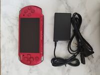 Sony PSP 3000 Console with AC Adapter, and Battery