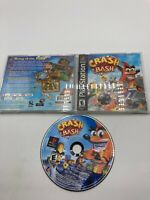 Sony PlayStation 1 PS1 CIB Complete Tested Crash Bash Black LABEL