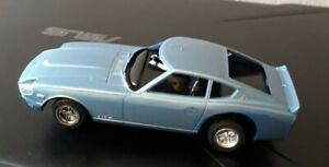 Scalextric Datsun Missing Clear, Good Working Order #41.7