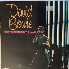 David Bowie-Don't be fooled by the name-1966, England, EP, Vinyl, 802158-NM/Ex++