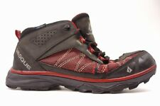 Vasque Mens Monolith Ultradry Athletic Support Black Hiking Trail Mid Boots Sz 9