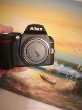 Nikon D40 Digital Slr Camera(Body Only) One of Nikon's best Ccd cameras (read)