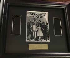 Wizard Of Oz Film Cell 207 Of 250 Limited Edition COA Framed RARE Rye By Post