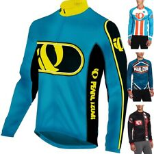 Pearl Izumi Men's Elite Thermal LTD Long Sleeve Full Zip Cycling Jersey