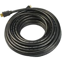 20M METRE HDMI CABLE  V1.4 GOLD LEAD 3D HD DVD LED SENT TODAY