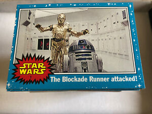 Star Wars Heritage 120 Trading Card Base Set Complete, Topps 2004, Jedi rare
