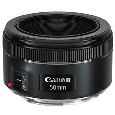 Canon EF 50mm f/1.8 STM - Only used a few times