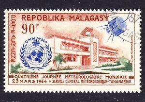Malagasy / Madagascar Scott C78  F to VF CTO. Free ship for any add...