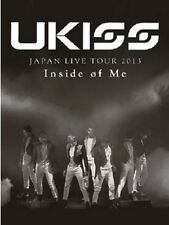 KPOP UKISS Japan LIve Tour 2013 Inside of Me [Promo] (2 Discs + booklet)