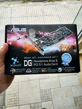 Asus Xonar DG PCI 5.1 Audio Card