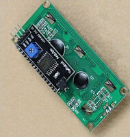 NEW IIC/I2C/TWI/SP​​I Serial Interface1602 16X2 Character LCD Module Blue MW