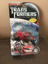 ARCEE TRANSFORMERS DARK OF THE MOON MECHTECH DELUXE CLASS NEW SEALED