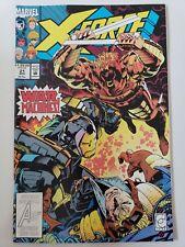 X-FORCE #21 (1993) MARVEL COMICS DOMINO! DEADPOOL! WARPATH! GREG CAPULLO ART!