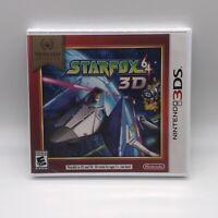 Star Fox 64 3D (Nintendo Selects) (3DS, 2019)