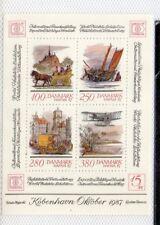 Dinamarca Exposición Filatelica Mundial año 1987 (DY-44)